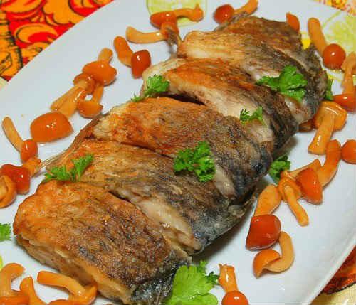 jak smacznie smażyć rybę