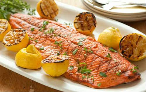 jak usmażyć czerwoną rybę