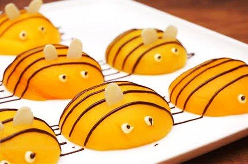 Zrób to sam Ciasto dla dzieci Bee - przepis krok po kroku