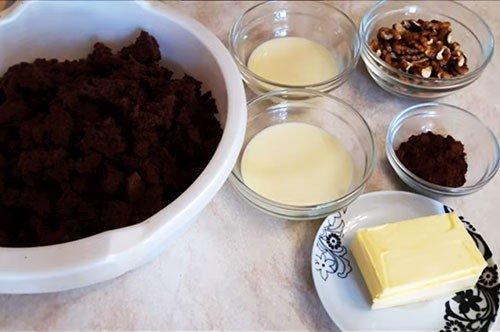 Ciasto jeżowe DIY dla dzieci - przepis krok po kroku