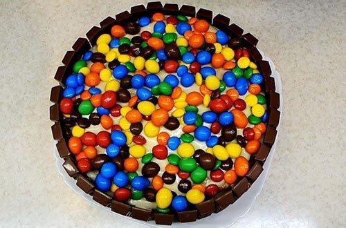 Zrób to sam dla dzieci z czekolady M&M's i Kinder - przepis krok po kroku