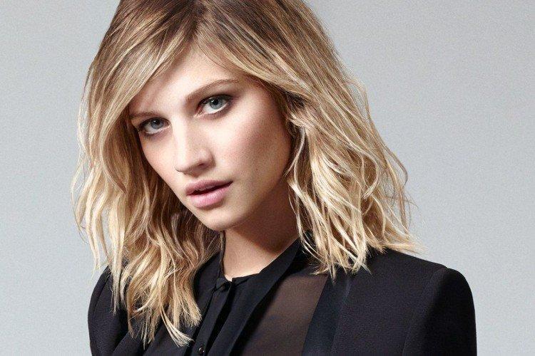 Rodzaje fryzur damskich dla średnich włosów: imiona, zdjęcia i opisy