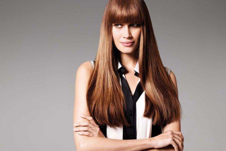 Rodzaje fryzur damskich na długie włosy: imiona, zdjęcia i opisy