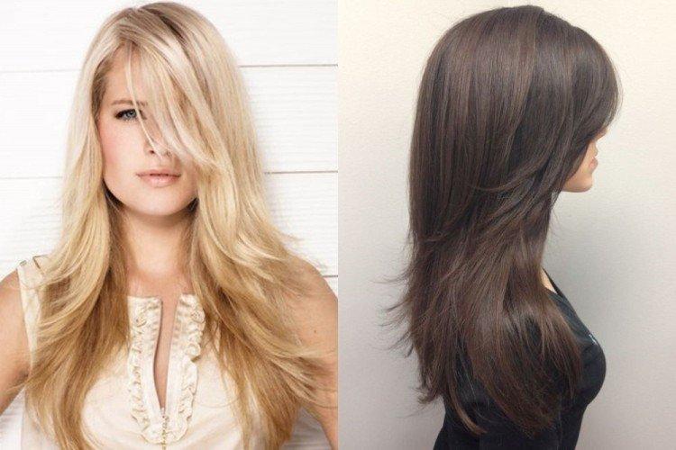 Ukończona fryzura