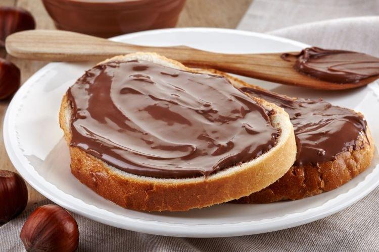 Nutella z miodem w domu - przepis