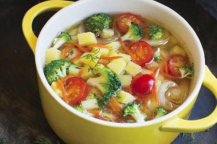 Zupa kalafiorowa - przepisy kulinarne