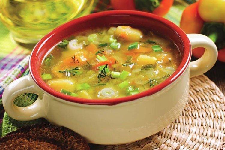 Zupa jarzynowa Ah lato - przepisy