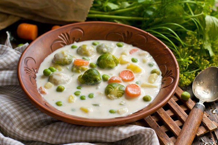 Zupa jarzynowa Dieta - przepisy kulinarne