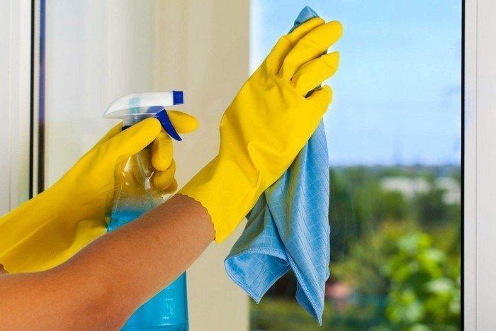 Jak zrobić środki do czyszczenia szkła z żywności pod ręką